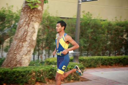 Cal men on the run at UCLA