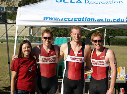 Stanford team at UCLA